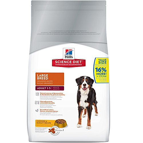Hill S Science Diet Adult Large Breed Chicken Amp Barley