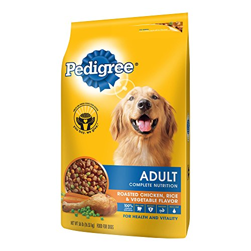 Rice /& Vegetable NEW Pedigree Small Breed Adult Dry Dog Food Roasted Chicken